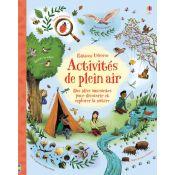 LIVRE ACTIVITES EN PLEIN AIR