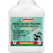 INSECTICIDE POUDRE PYRETHRE