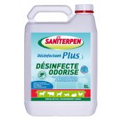 DESINFECTANT PLUS 5L