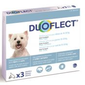ANTIPARASITAIRE DUOFLECT CHIEN 10/20 KG