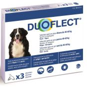 ANTIPARASITAIRE DUOFLECT CHIEN 40/60 KG