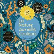 LIVRE LA NATURE AUX MILLE COULEURS