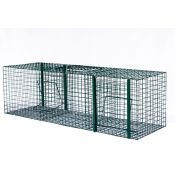 CAGE CORBEAUX 3 COMPART 100X50X50
