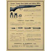 PLAQUE CERTUS GALLERY RIFFLES