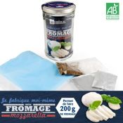 BOCAL 1L DIY FROMAGE MOZZA BIO