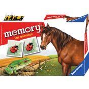 JEU MEMORY LES ANIMAUX