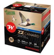 CARTOUCHES ZZ CANARD 12MAG 33G