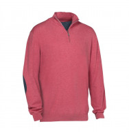 PULL COL ZIPPE WINSLEY ROSE