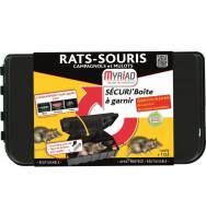 BOITE D'APPATAGE RATS ET SOURIS