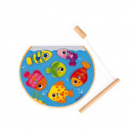 PUZZLE SPEEDY FISH