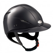 CASQUE LITTLE LADY GLOSSY NOIR