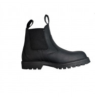 BOOTS COQUEES ADULTE NOIRES