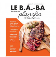 LIVRE LE BABA PLANCHAS/BARBECUES