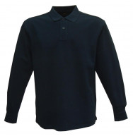 POLO ML HOMME MARINE