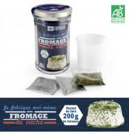 BOCAL 1L DIY FROMAGE VACHE BIO