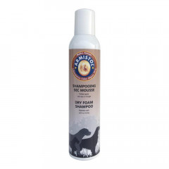 SHAMPOING SEC MOUSSE CHIEN 300ML