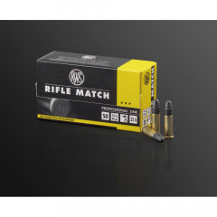 BALLES 22LR RIFLE MATCH X50