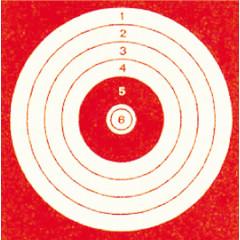 CIBLES KERMESSE 10X10 PAR 250