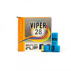 CARTOUCHES VIPER 12/28G