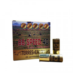 CARTOUCHES BB SPEED 12/70 40G