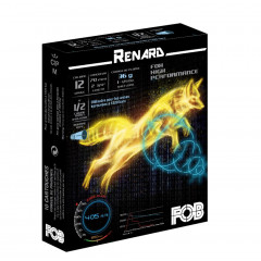CARTOUCHES RENARD 12/36G N1/2