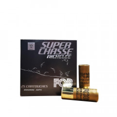 CARTOUCHES SUPER CHASSE NI 12/36G