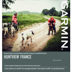 CARTE HUNTVIEW NORD OUEST