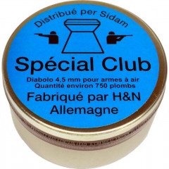 PLOMBS SPECIAL CLUB 4.5MMX750