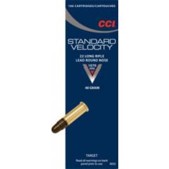 BALLES 22LR STANDARD X50