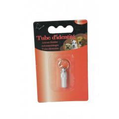 TUBE ADRESSE INOX