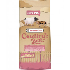 ALIMENT PET PIG MUESLI 17KG