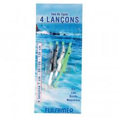 LIGNE 4 LANCONS 7CM ASSORTIS