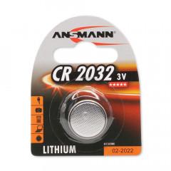 PILE LITHIUM CR2032 - 3V