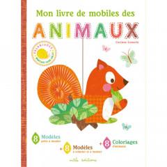 LIVRE DE MOBILES DES ANIMAUX
