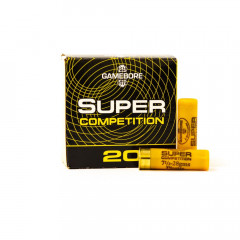 CARTOUCHES SUPER COMPETITION 20/28G N7.5