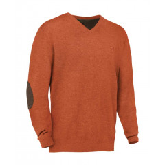PULL COL V WELSON ROUILLE