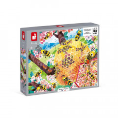 PUZZLE LA VIE DES ABEILLES - 100 PCS