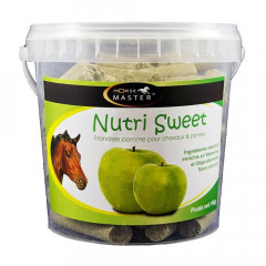 FRIANDISES NUTRI SWEET SAVEUR POMME