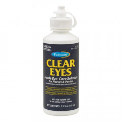 GEL NETTOYANT CLEAR EYES 100ML
