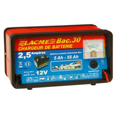 CHARGEUR BAC 30