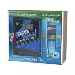 ELEC SECUR 2600D+TELECOMMANDE