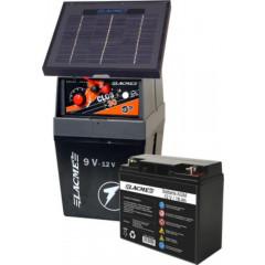 ELECTRIFICATEUR CLOS 30 SOLAIRE 2 W