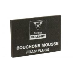 PLAQUE 50 BOUCHONS MOUSSE FASTUDS