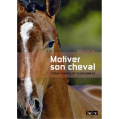 LIVRE MOTIVER CHEVAL CLICKER TRAINING