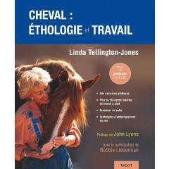 LIVRE CHEVAL : ETHOLOGIE ET TRAVAIL