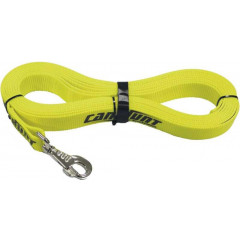 LONGE SANGLE JAUNE 30MM DE 10M