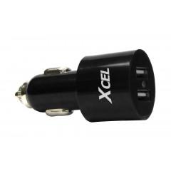 CHARGEUR AUTO USB CHARXHD-CUSB