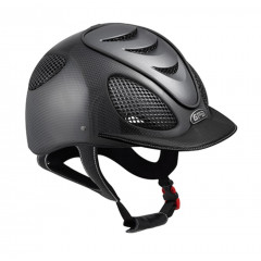 CASQUE SPEEDAIR CARBONE 2X CUIR NOIR