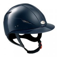 CASQUE LITTLE LADY GLOSSY MARINE