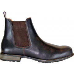 CHAUSSURE BOOTS MARRON